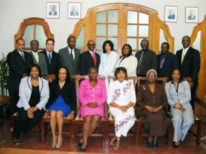 Photo of GLC Council Members 201